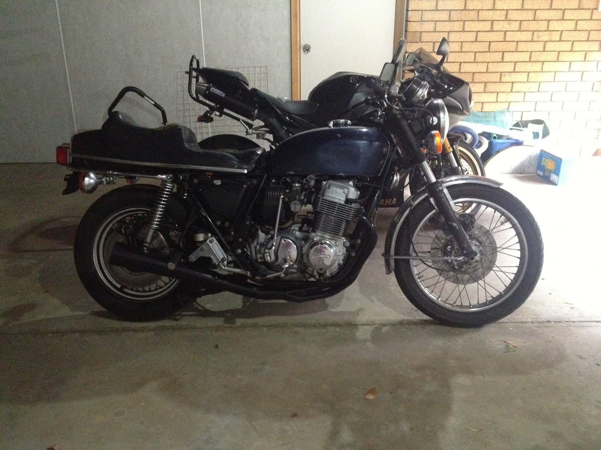 1976 Honda CB750F