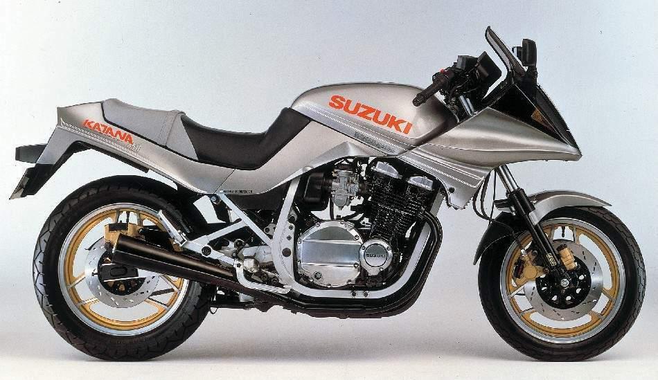 1984 Suzuki GSX750S3 Katana