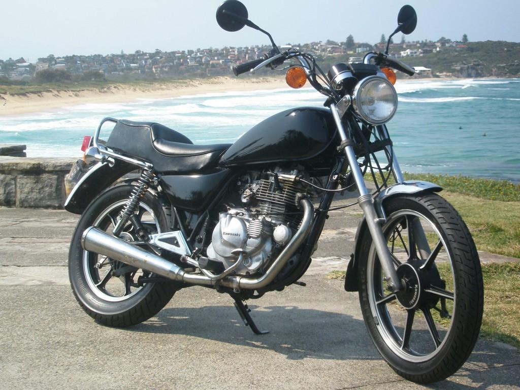 1984 Kawasaki KZ250