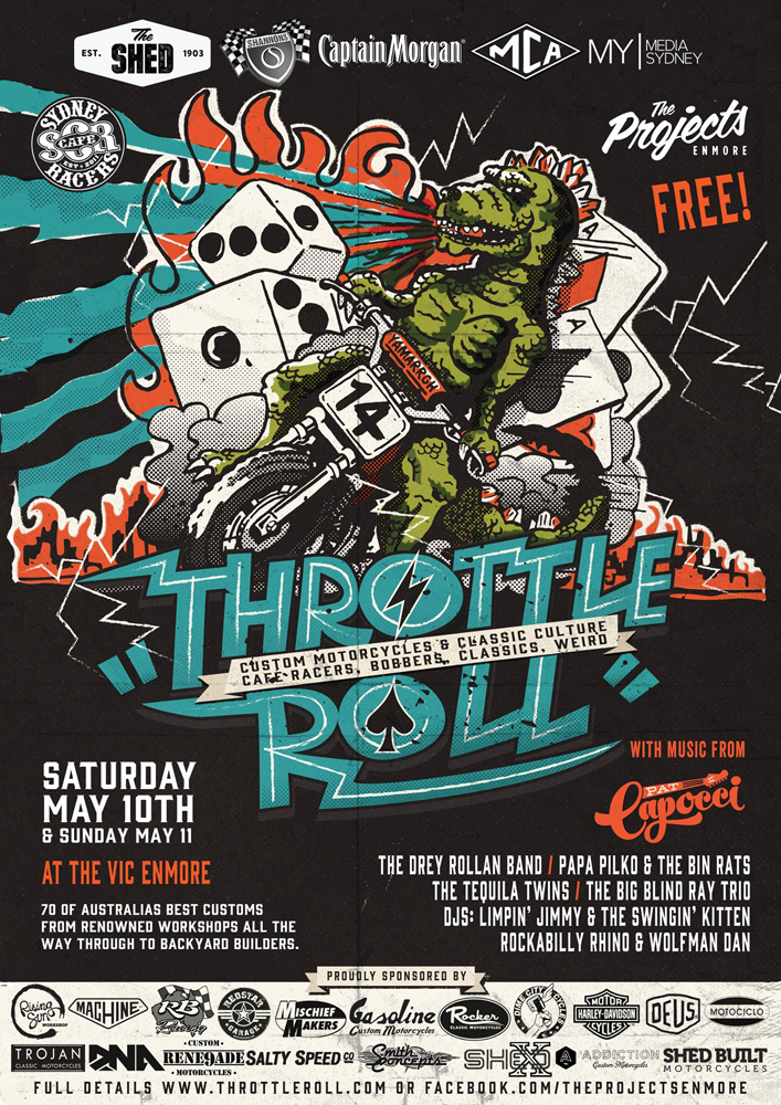 Throttle Roll 2014 [May 10th]