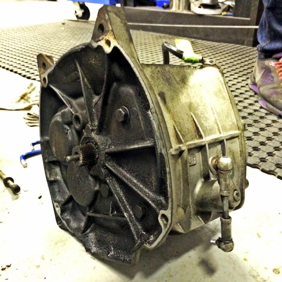 BMW R80 Transmission