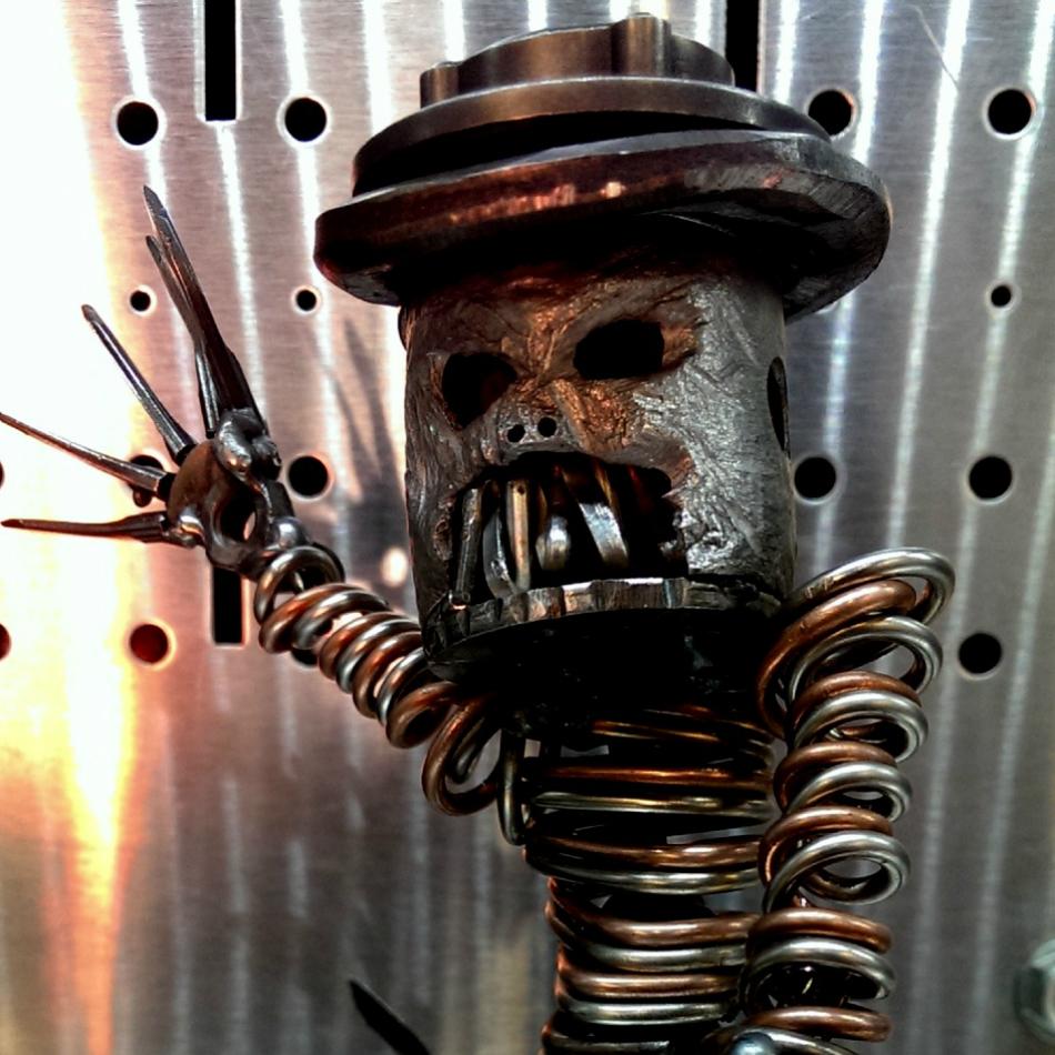 Pistonhead Freddy
