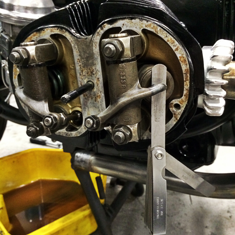 Exhaust Valve Clearance [0.20mm]