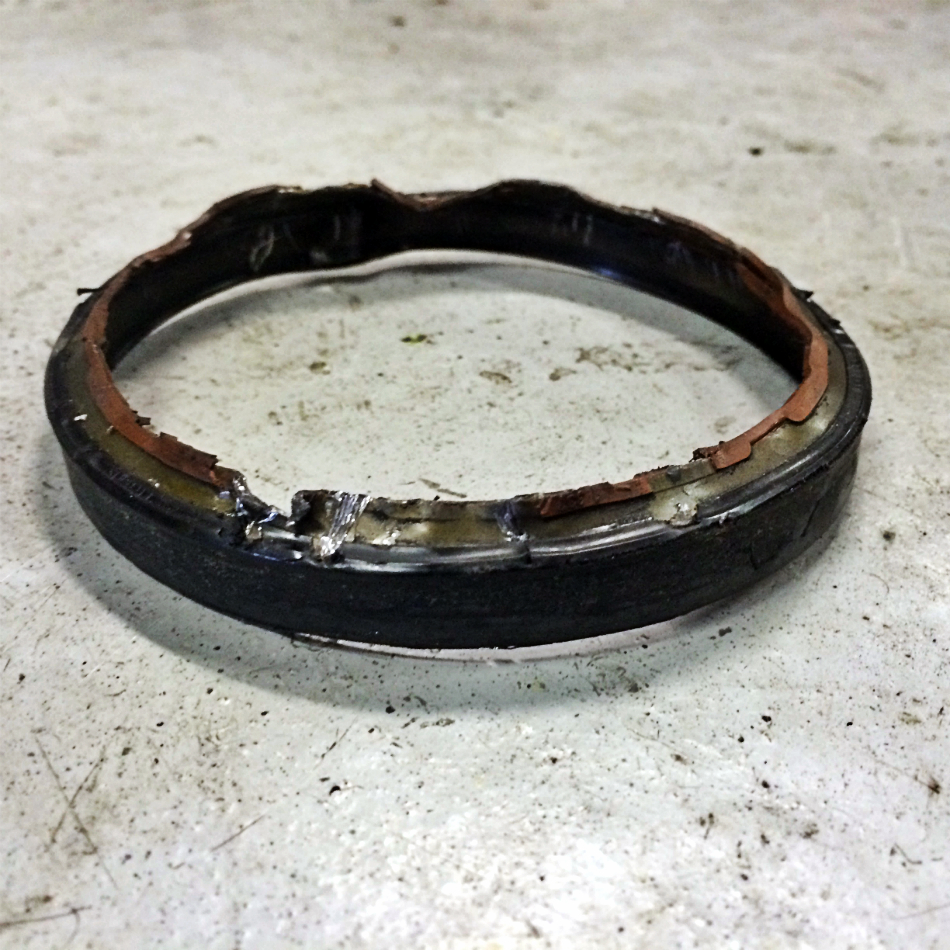 Rear Main Oil Seal, Defeated