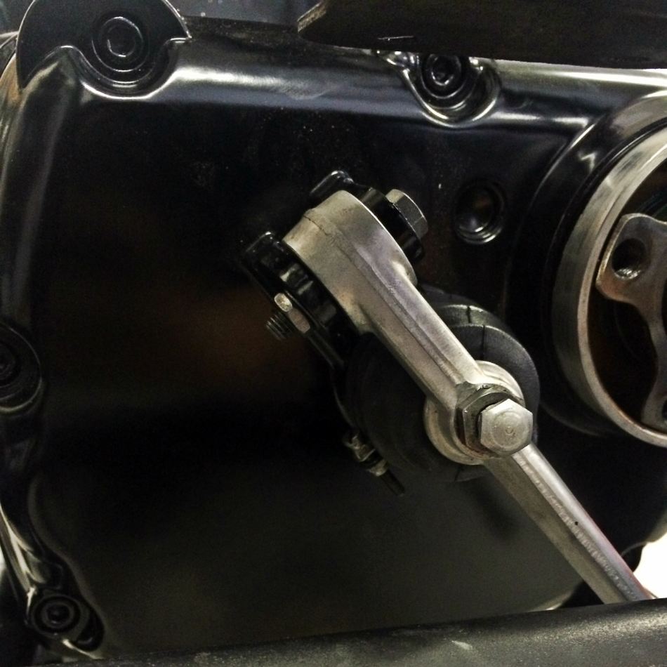 Clutch Actuator Refitted