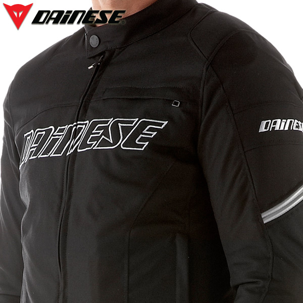 My waterproof Dainese textile jacket