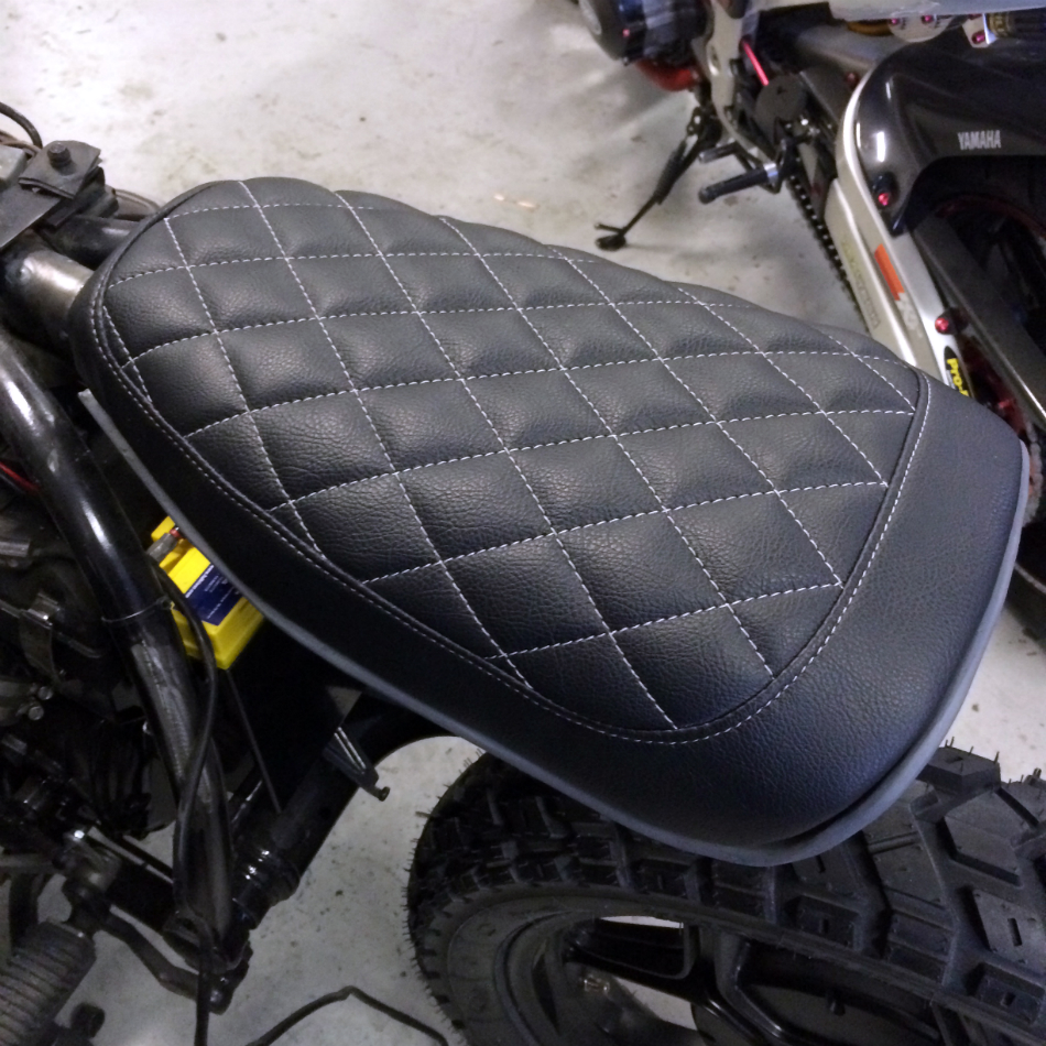 Seat Back From Upholstery