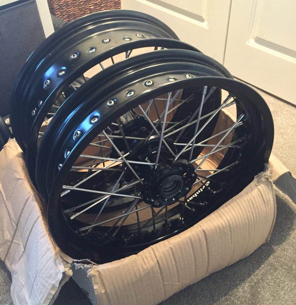 Geinhart Supermoto Wheels